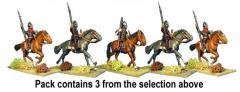 Mounted Spearmen