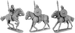 Unarmored Cavalry Spearmen