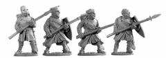 Dismounted Knights w/Spears