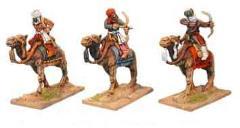 Camel Cavalry w/Bows