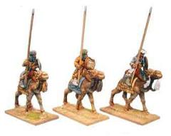 Camel Cavalry Unarmored Spearmen