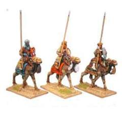 Camel Cavalry Light Armored Spearmen