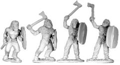 Savage Germans w/Axes