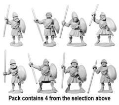 Unarmored Spearmen