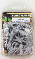 Wehrmacht Infantry w/Rifles