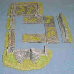Build a Ruin Set #1