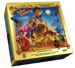 Big Trouble in Little China The Game (Deluxe Gold Edition
