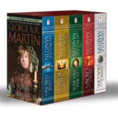 Song of Ice and Fire, A - Complete Set! (Mass Market Edition)