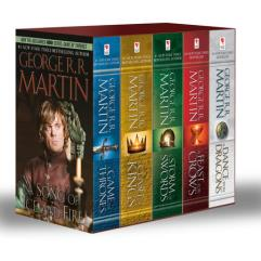Song of Ice and Fire, A - Complete Set!