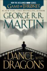 Song of Ice and Fire, A #5 - A Dance with Dragons (2015 Printing)
