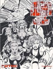 Macho Women With Guns (3rd Edition, Cover B)