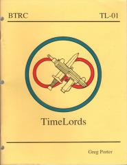 TimeLords (1st Edition)