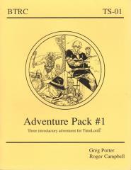 Adventure Pack #1
