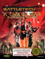 Battletech/Shadowrun - Quick-Start Rules Flipbook (Free RPG Day 2014)