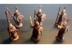 Stygian Spearmen w/Shields