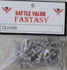 Orcian Spearmen w/Shields (Half-Pack)