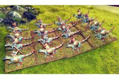 Goblian Raptor Cavalry (Half-Pack)