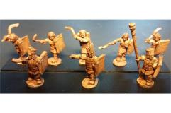 Pyramian Swordsmen w/Shields