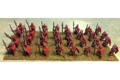 Spearman w/Shields