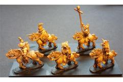 Cavalry w/Bows on Unarmored Horses