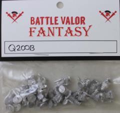 Dwarian Swordsmen w/Shields (Half-Pack)