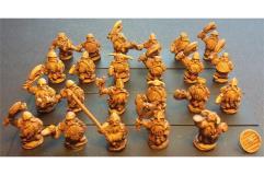 Dwarian Axemen w/Shields