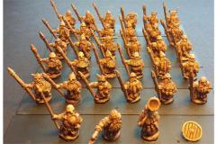 Dwarian Spearmen w/Shields