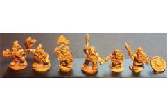 Dwarian Forge Levy Axemen w/Shields