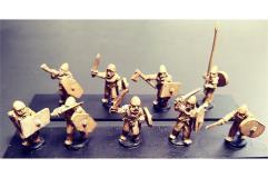 Barbarian Swordsmen w/Shields