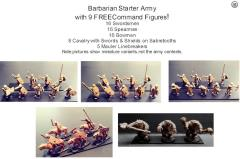 Barbarian Starter Army
