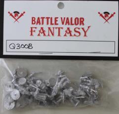 Frigian Swordsmen w/Shields (Half-Pack)