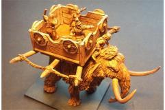Frigian War Mammoth and Crew