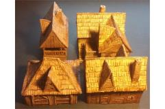 Human Settlement w/Removable Roofs