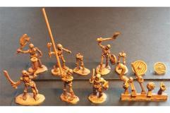 Decian Axemen w/Shields