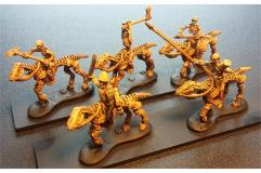 Decian Cavalry w/Double Handed Weapons