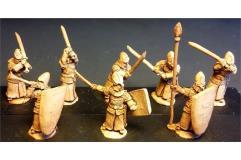 Elvian Double Handed Swordsmen