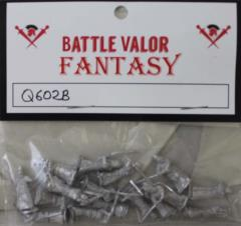 Elvian Double Handed Swordsmen (Half-Pack)