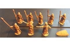 Elvian Spearmen w/Shields