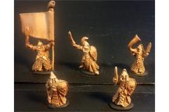 Delvian Swordsmen w/Shields