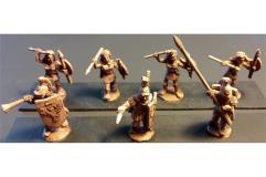 Legian Female Javelineers w/Sheilds