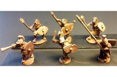 Legian Lionian Spearmen w/Shields