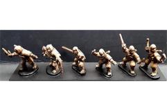 Ninjas w/Various Weapons