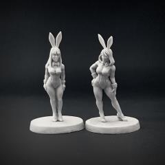 Bunnies #1