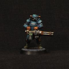 Postapoc Power Armor