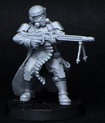 Veteran Chaingunner
