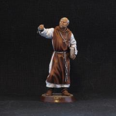 Monk w/Book