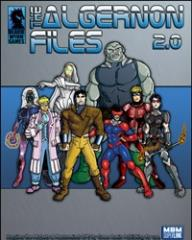 Algernon Files, The #1 - Mutants & Masterminds (2nd Edition)
