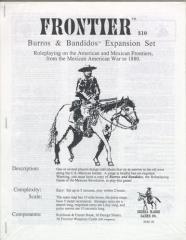 Burros & Bandidos - Frontier Expansion