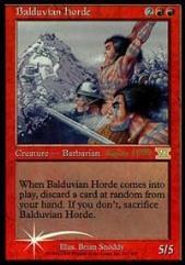 Balduvian Horde (P) (Foil)