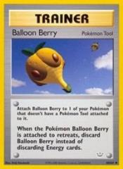 Balloon Berry (U) #60 (1st Edition)
